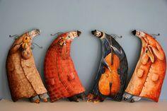 muzicians-doll-sculpture