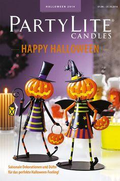 Unsere diesjährigen Halloween-Angebote bringen süße und magische Düfte in Ihr Zuhause!