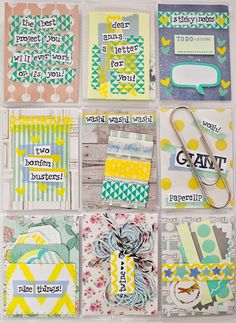 Mrs Brimbles: Pocket Letters - Incoming & Outgoing!