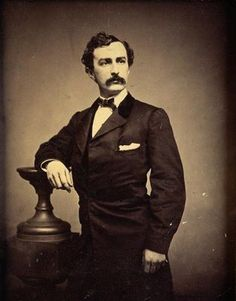John Wilkes Booth (date unknown)