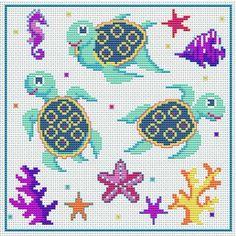 Les trois tortues