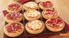 Pizza Hut Launches Pizza Sliders