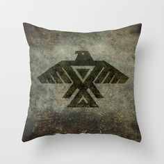 Emblem of the Anishinaabe people - Vintage version Throw Pillow by LonestarDesigns2020 - Flags Designs + - $20.00 This is a symbol I often see in my area so did a little research! Anishinaabe or Anishinaabeg, which is the plural form of the word—is the autonym often used by the Odawa, Ojibwe, and Algonquin peoples. They all speak closely related Anishinaabemowin/Anishinaabe languages, of the Algonquian language family. #Odawa #Ojibwe #Algonquin #Anishinaabe