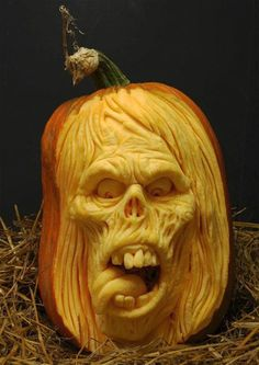 Pumpkin 3D Carving