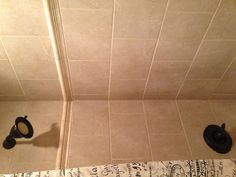 Small bathroom tile design