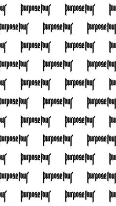 Pourpose #justinbieber #pourposetour
