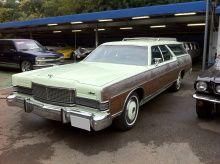 ご納車 '73 Mercury Colony Park|クラシックカーのマリンコーポレーションGeorgeのブログ