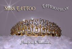 TATTOO EVENT CZ Hradec Králové 2018, tattoo, tetování, crown, miss,