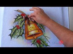Natal 6 2016 Sino de Natal em Tecido (Natal 6 / 2016) - YouTube