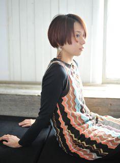 【ショートヘア】switch style75/switchの髪型・ヘアスタイル・ヘアカタログ 2016春夏