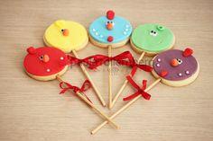 Biscoitos da Galinha Pintadinha