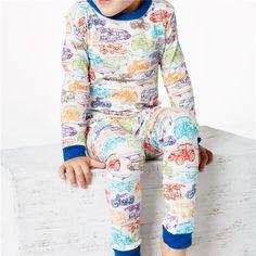 BedHead Boy Toys Stretch Long Sleeve Kids Pajamas BH2010K2814