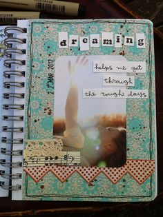 Journal in Your Pocket: Dreaming | Flickr - Photo Sharing!