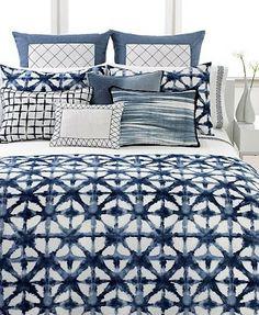 vera wang shibori bedding