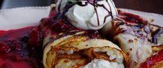 Cuketové palačinky - vláčné, chutné a nadýchané | NejRecept.cz Kefir, Nutella, Pancakes, Breakfast, Ethnic Recipes, Food, Morning Coffee, Eten, Meals