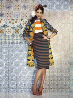 #StellaJean #PE2014 #MFW. All #News on #LagoBluBlog http://lagoblublog.blogspot.it/2013/10/milano-fashion-week-pe-2014-stella-jean.html