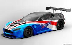 Aston Martin Vantage Gt3, Rc Car Bodies, Vinyl Wrap Car, Racing Car Design, Driving School, Gt Cars, Trd, Modified Cars, Car Painting