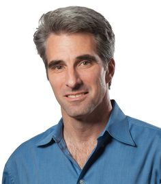 Apple Leadership up to 2014-08-15: Craig Federighi, Sr VP Software Engineering