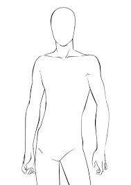 Male Body Boy How To Draw Manga Anime How To Draw Manga Anime
