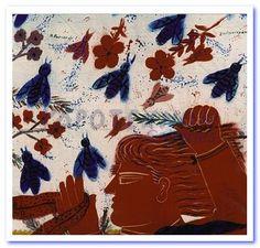 Μεταξοτυπίες αποκλειστικά για το Υδρότεχνον Moose Art, Hair Beauty, Painting, Animals, Animales, Animaux, Painting Art, Paintings, Animal