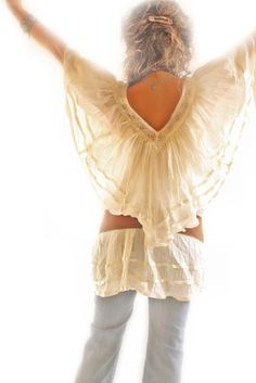 Hermoso *,* Blusa angel - so pretty