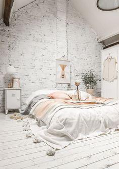Back to Basics | 40 Minimalist Bedroom Ideas | Less is More