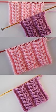 Best Beautiful Easy Knitting Patterns Best Beautiful Easy Knitting Patterns - Knittting Crochet - Knittting Crochet Always aspired to learn how to knit, howev. Easy Knitting Patterns, Knitting Stitches, Free Knitting, Knitting Projects, Baby Knitting, Crochet Baby, Free Crochet, Stitch Patterns, Knit Crochet