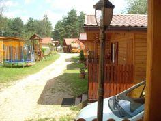 Domki letniskowe w miejscowości Sielpia Wielka