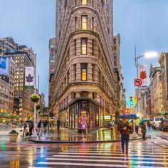 New York City's Flatiron