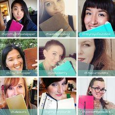 My favorite Bullet Journal accounts on Instagram!