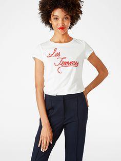 Cotton T-shirt White
