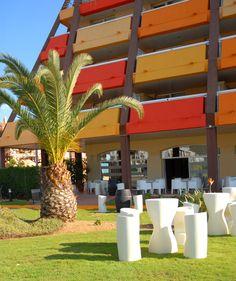 Hoteles vacaciones en familia Huelva | Hotel Confortel Islantilla