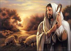 El Señor Dios, Es Mi Pastor.... Y Nada Me Faltara...