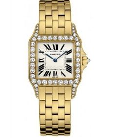 Buy Cartier Watches Santos Demoiselle 18kt Yellow Gold Diamond Cartier Ladies Watch WF9002Y7 Online http://www.the-rolex-submariner.com http://facebook.com/watch22buy http://www.pinterest.com/watch2buy http://twitter.com/watch2buy https://plus.google.com/108051406676707739931