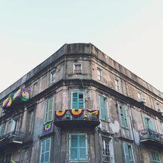 NOLA history works on you. #neverchange #oldschoolcharm #neworleans #frenchquarter by itsmekatiec