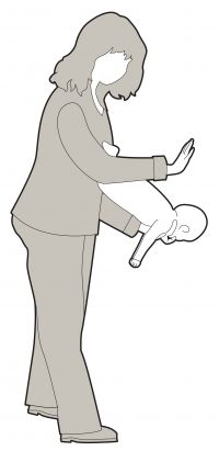 I've had to do this twice. First aid for babies and toddlers.  Every parent should pin
