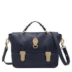 MULBERRY Tillie matt leather satchel