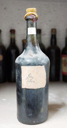 British Colonial Decor, Spirit Drink, Rum Bottle, Vintage Wine, Old Bottles, In Vino Veritas, Wine Storage, Bottle Design, Wine Cellar