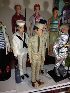 Ken in uniform...doll closet reorganized 136 | Flickr - Photo Sharing! ~ Ken you beautiful doll!