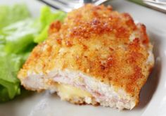 Chicken Cordon Bleu. Low Carb. Perfect on Metabolic's newest menu--Meat Lovers Delight Menu No Carb Diets, Low Carb Chicken Recipes, Keto Chicken, Meat Recipes, Low Carb Recipes, Dijon Chicken, Turkey Recipes, Dinner Recipes, Fast Metabolism Diet