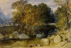 J.M.W.Turner, Ivy Bridge Devonshire