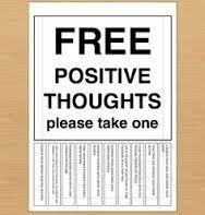 positive thinking essay