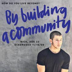 "How Nick Jonas Plans to Live ""Beyond Type 1""   diaTribe"