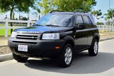 2002 Land Rover Freelander SE 4×4-Loaded-Carfax Certified-Clean-NO ...