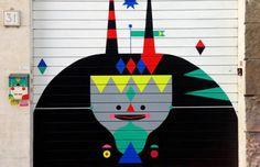Camilla Falsini // A Ravenna la seconda edizione di Subsidenze, il Festival della Street Art | Arte Moderna