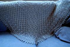 irtfa'a faroese lace shawl