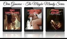 .(. .).  Maybe Mandy Series #CCGenovese ..(. .).. ALL IN ONE BOXED SET!  Amazon Universal Link:http://ift.tt/2fhe1Fe  Amanda Young better known as Maybe Mandy has had her ups and downs when it comes to love. Nows your chance to start from the beginning and read all three of her romantic comedy novellas in one collection. Follow along with Mandy as she searches for her happily ever after.  Kinky Carnival Games Maybe Mandy Book 1:  My name is Mandy and Im tired of being used by cheating…
