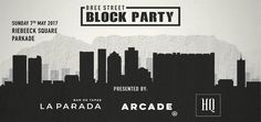 Win Tickets: La Parada , The Arcade & HQ host a Bree Street Block Party!