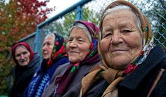 Meet the defiant grandmothers who still call Chernobyl home