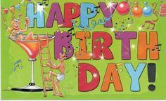 Budgetkaart Luxeafwerking: zilver folie of glitter, witte envelop. Envelope, Happy Birthday, Glitter, Cards, Happy Brithday, Envelopes, Urari La Multi Ani, Happy Birthday Funny, Maps